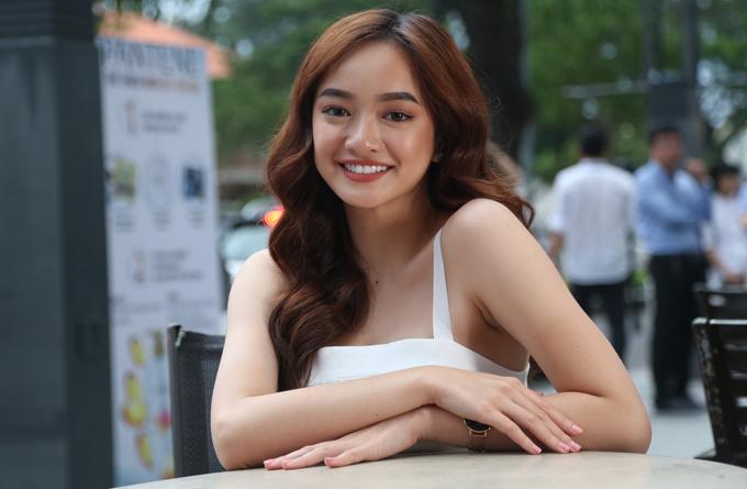 Kaity Nguyễn vai trần gợi cảm đi sự kiện - Ảnh minh hoạ 3