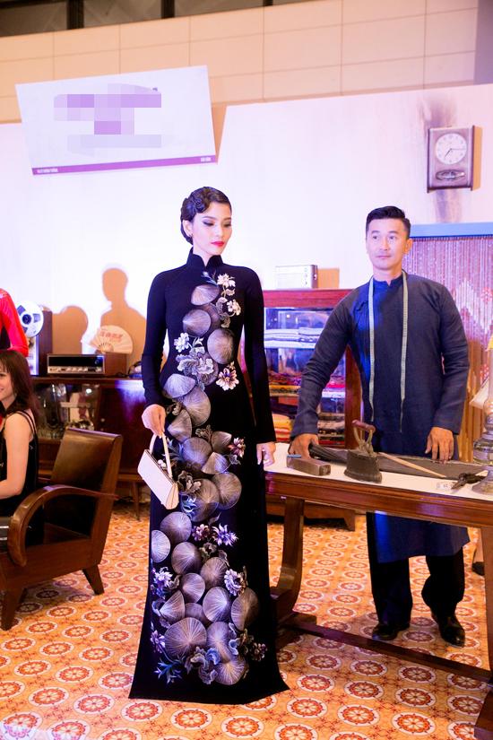 Văn Mai Hương bị bảo vệ ngăn cản khi đến ủng hộ Mr Đàm - Ảnh minh hoạ 5