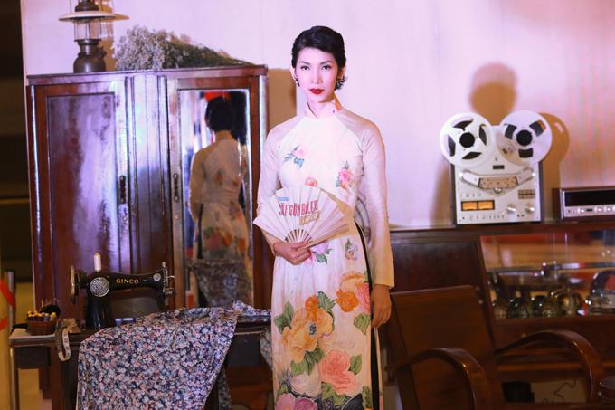 Văn Mai Hương bị bảo vệ ngăn cản khi đến ủng hộ Mr Đàm - Ảnh minh hoạ 2