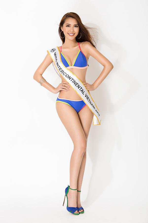 Á quân The Face 2017 Tường Linh đi thi Hoa hậu Liên lục địa - Ảnh minh hoạ 3