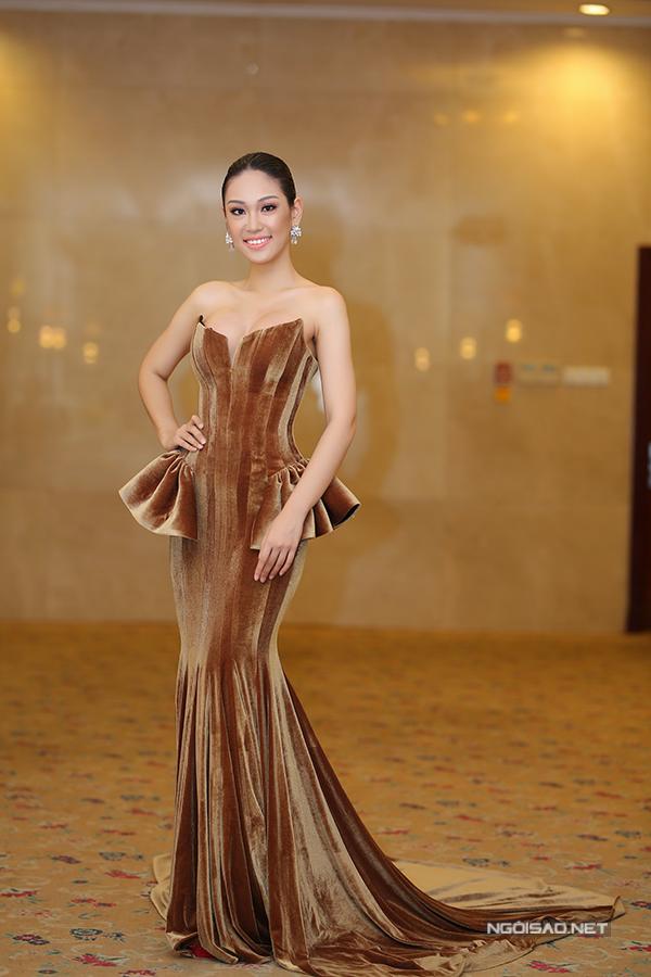 Các người đẹp đến chúc mừng Thùy Dung đại diện VN thi Hoa hậu Quốc tế - Ảnh minh hoạ 5