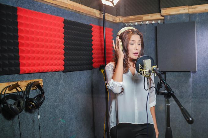 Hiền Thục cùng dàn sao Việt thu âm ca khúc về mẹ - Ảnh minh hoạ 8