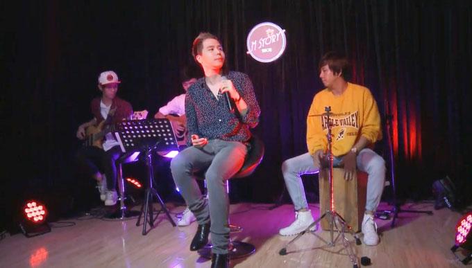 Trịnh Thăng Bình úp mở nội dung bài hát mới