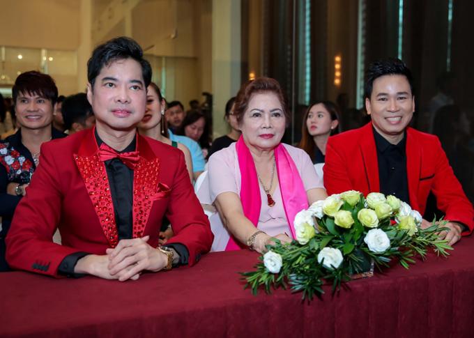 Mẹ Ngọc Sơn ủng hộ con trai ra album cùng học trò Michael Lang - Ảnh minh hoạ 5