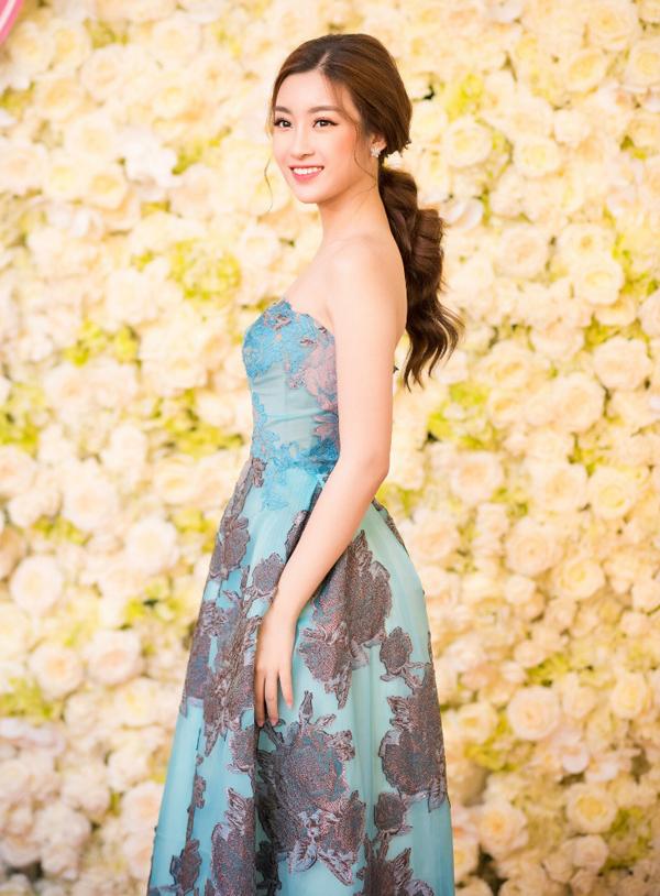 Đỗ Mỹ Linh tranh thủ chạy show trước khi thi Hoa hậu thế giới - Ảnh minh hoạ 5