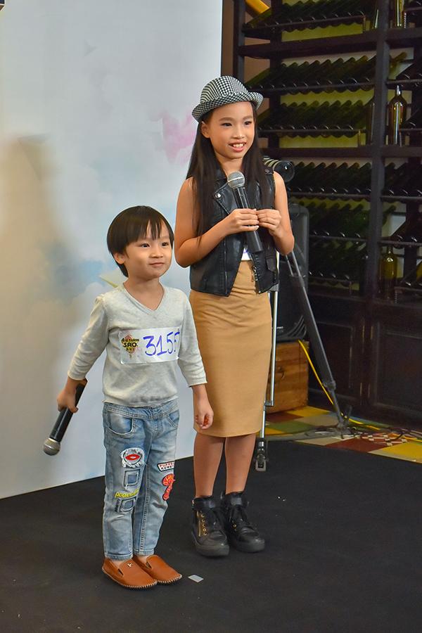Thanh Thảo, Thủy Tiên nói liên tục, thí sinh 4 tuổi tỉnh bơ trả lời