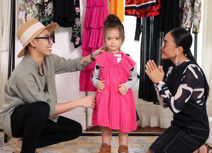 Con gái Đoan Trang sành điệu không kém mẹ - Ảnh minh hoạ 4