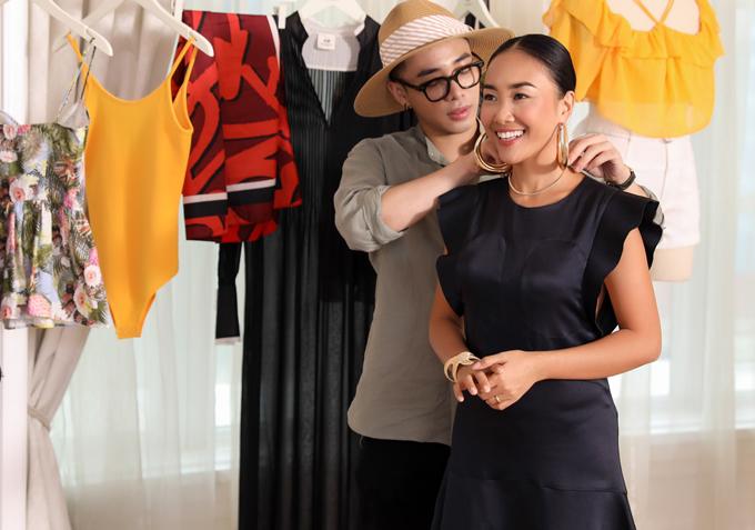 Con gái Đoan Trang sành điệu không kém mẹ - Ảnh minh hoạ 8
