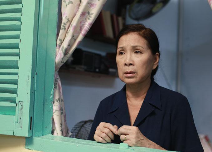 NSƯT Kim Xuân mang hình ảnh người mẹ quá cố vào phim