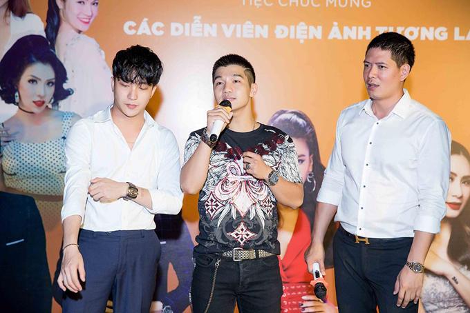 Trương Ngọc Ánh dự tiệc cùng vợ chồng Bình Minh - Ảnh minh hoạ 5
