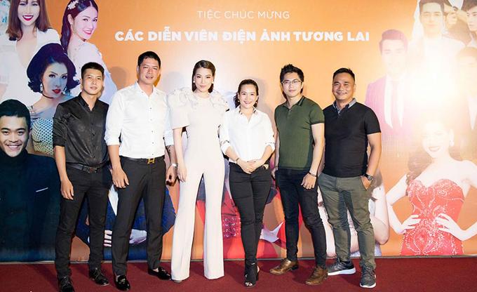 Trương Ngọc Ánh dự tiệc cùng vợ chồng Bình Minh - Ảnh minh hoạ 4