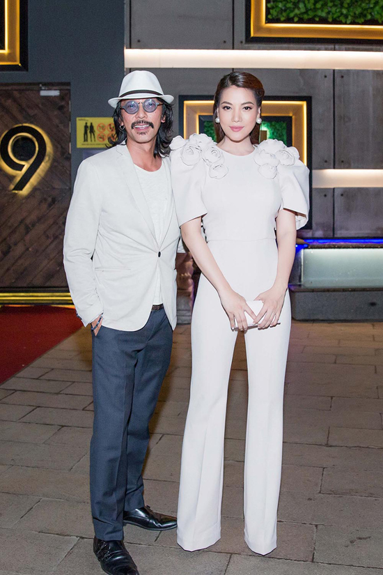 Trương Ngọc Ánh dự tiệc cùng vợ chồng Bình Minh - Ảnh minh hoạ 6