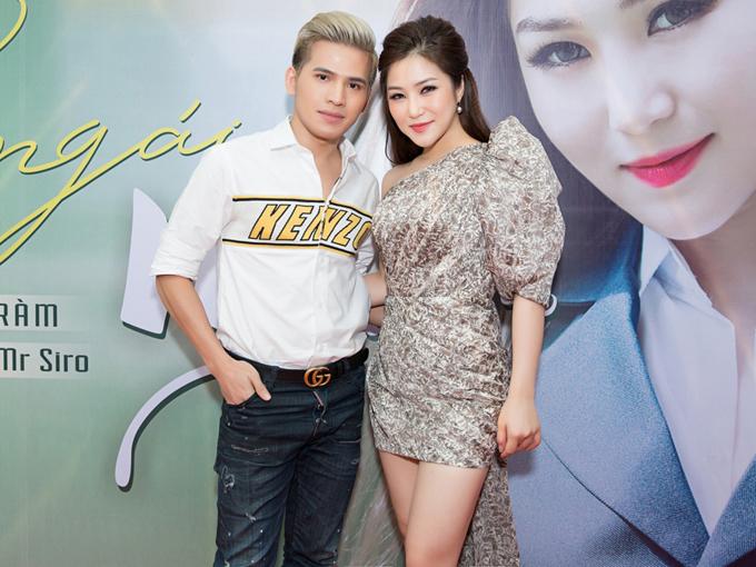 Hương Tràm cười tít mắt bên hot boy Mai Tài Phến - Ảnh minh hoạ 4