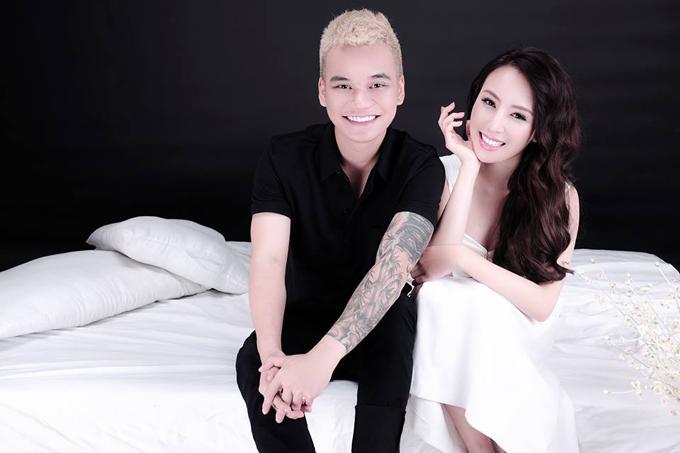 Khắc Việt và vợ sắp cưới quyến luyến nhau không rời - Ảnh minh hoạ 12