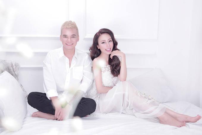 Khắc Việt và vợ sắp cưới quyến luyến nhau không rời - Ảnh minh hoạ 7