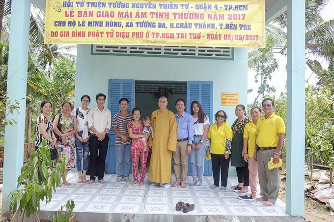 Trang Trần vận động 300 triệu xây cầu cho người dân tỉnh Bến Tre - Ảnh minh hoạ 8