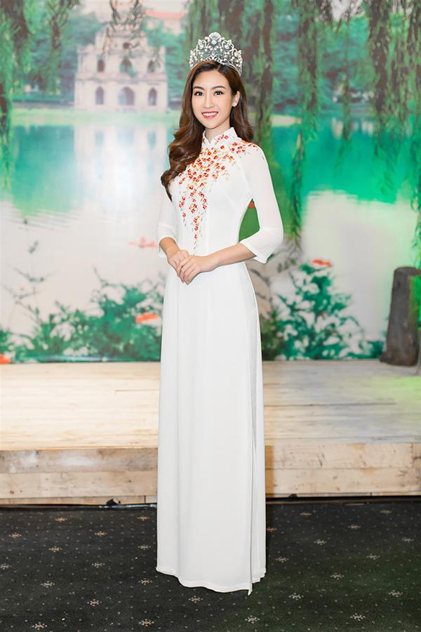 Đỗ Mỹ Linh đẹp nổi bật bên Hoa hậu Hoàn vũ Lào và Hoa hậu Toàn cầu Campuchia - Ảnh minh hoạ 5