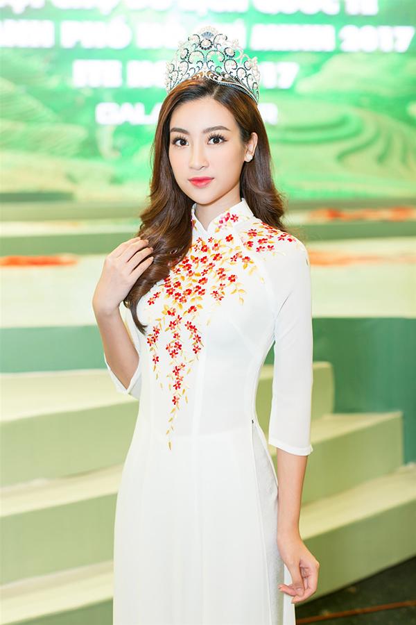 Đỗ Mỹ Linh đẹp nổi bật bên Hoa hậu Hoàn vũ Lào và Hoa hậu Toàn cầu Campuchia - Ảnh minh hoạ 6