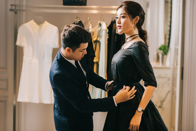 Huyền My đầu tư loạt đồ hiệu cho Hoa hậu Hòa bình Thế giới 2017 - Ảnh minh hoạ 11