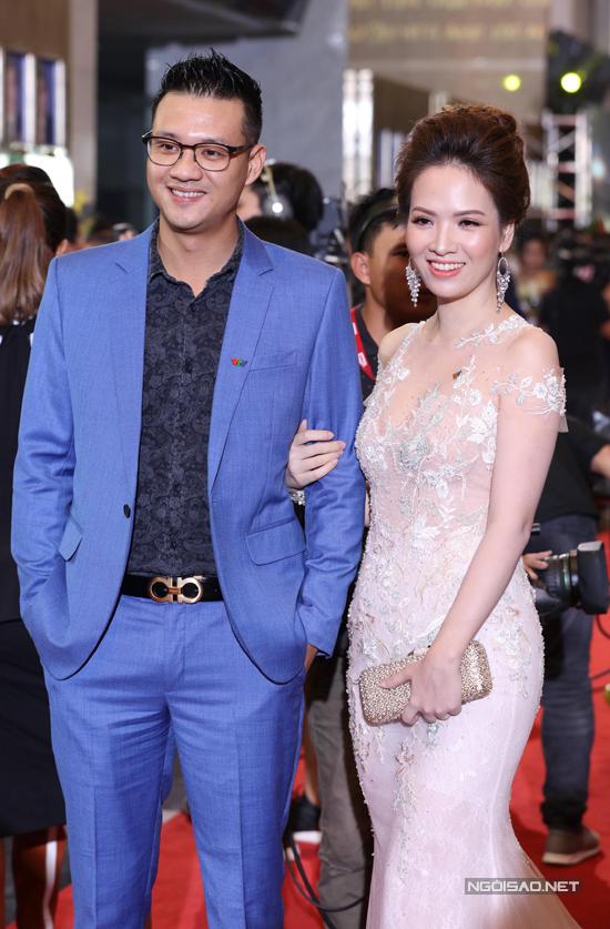 Dàn sao lộng lẫy trên thảm đỏ lễ trao giải VTV Awards 2017 - Ảnh minh hoạ 3