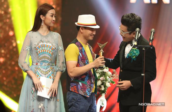Bảo Thanh vượt mặt Nhã Phương chiến thắng giải