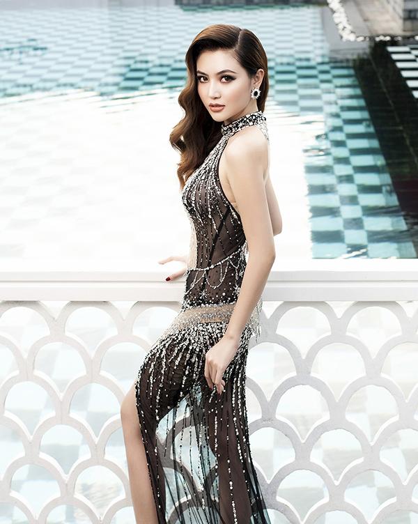 Ngọc Duyên làm giám khảo 'Miss Grand Japan' 2017