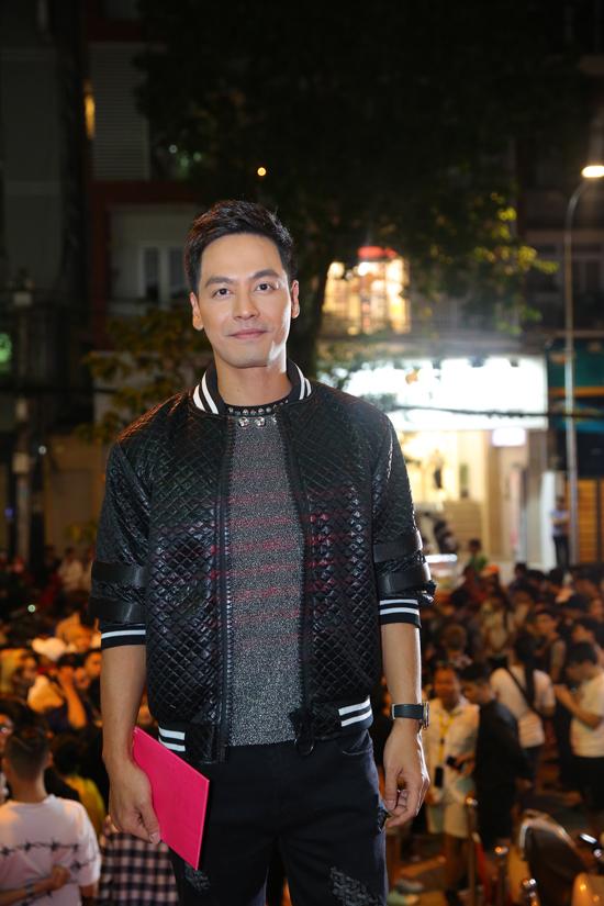 Dàn sao Việt đổ bộ trên thảm đỏ chung kết Next Top Model 2017