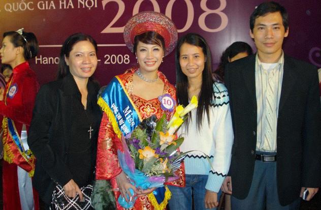 Pha Lê tiết lộ từng là Hoa khôi tài năng Đại học Quốc gia Hà Nội - Ảnh minh hoạ 4