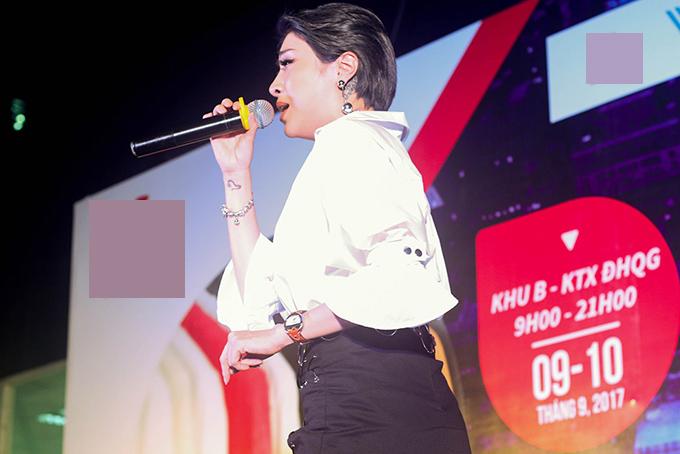Pha Lê tiết lộ từng là Hoa khôi tài năng Đại học Quốc gia Hà Nội - Ảnh minh hoạ 3