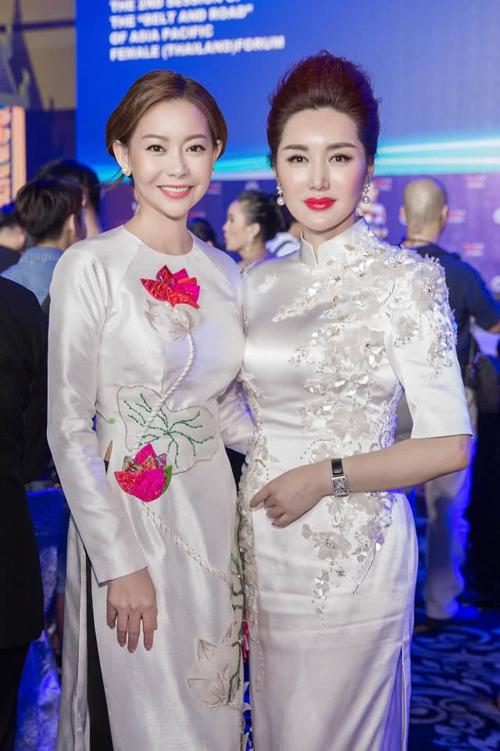 Báo Thái Lan khen Hoa hậu Hải Dương