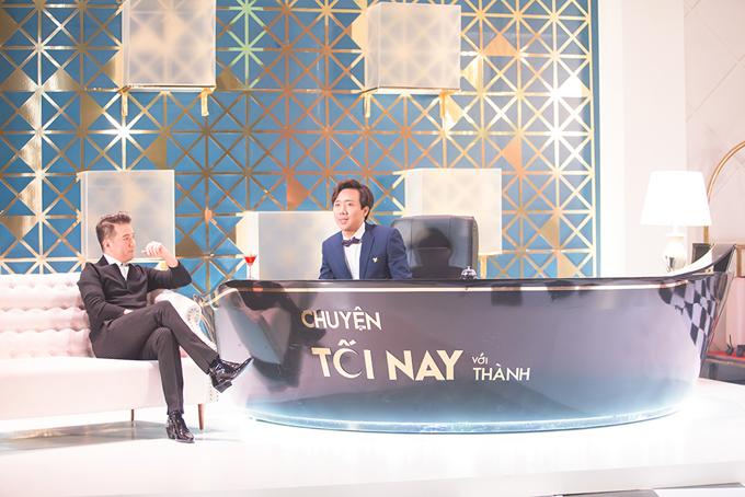 Sân khấu show truyền hình mang tên Trấn Thành lung linh như khách sạn 5 sao - Ảnh minh hoạ 8