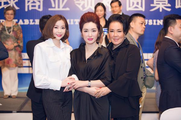 Ông xã tháp tùng Hoa hậu Hải Dương dự sự kiện tại Thái Lan - Ảnh minh hoạ 7