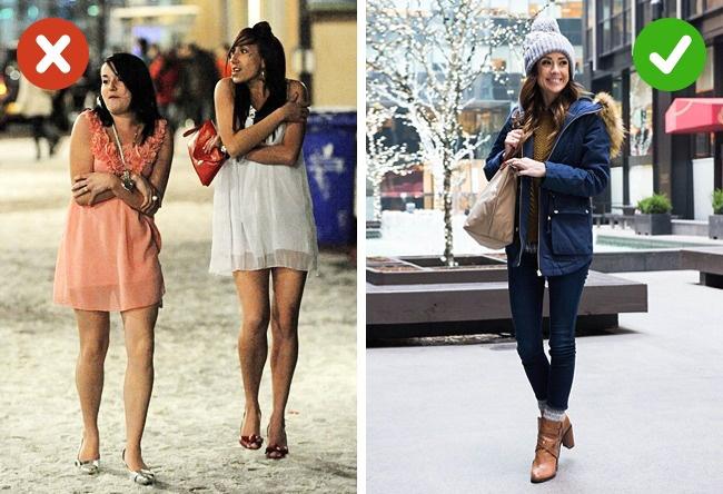 Muốn có vẻ ngoài hoàn hảo, bạn đừng mắc 8 lỗi thời trang này - ảnh 2