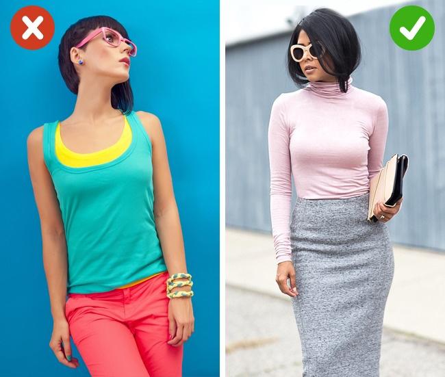 Muốn có vẻ ngoài hoàn hảo, bạn đừng mắc 8 lỗi thời trang này - ảnh 7