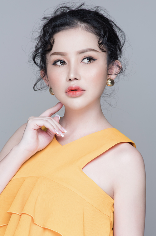 Janny Thủy Trần sắp ra single đầu tay