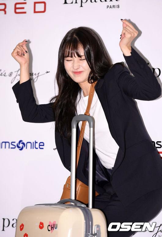 'Ngọc nữ xứ Hàn' Han Hyo Joo mặt xinh, chân thon nuột nà