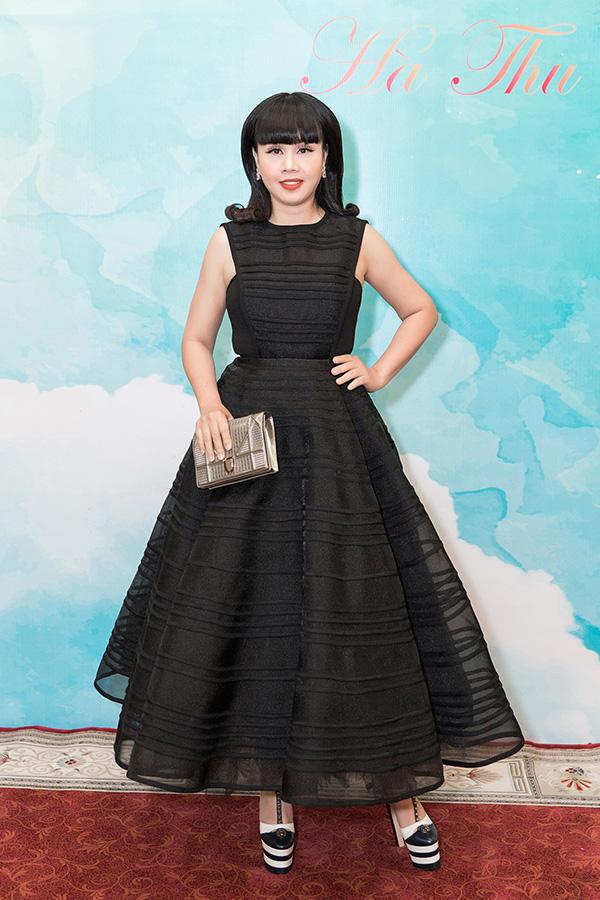 Nam Em gợi cảm đến trao vương miện Hoa hậu Trái đất Việt Nam cho Hà Thu - Ảnh minh hoạ 11