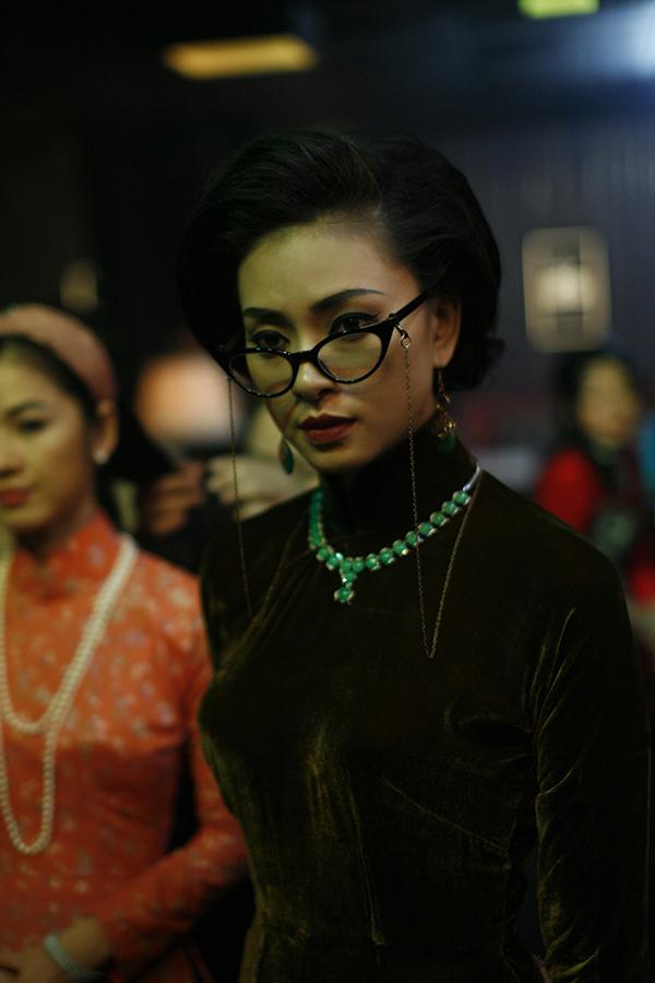 Kim Thư tái xuất, hội ngộ dàn mỹ nhân trong