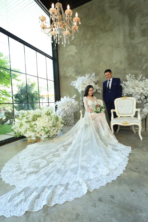 Vân Quang Long bất ngờ công khai ảnh cưới vợ mới - Ảnh minh hoạ 3