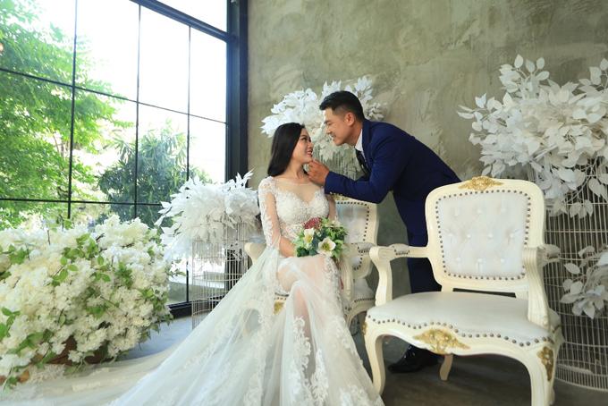 Vân Quang Long bất ngờ công khai ảnh cưới vợ mới - Ảnh minh hoạ 4