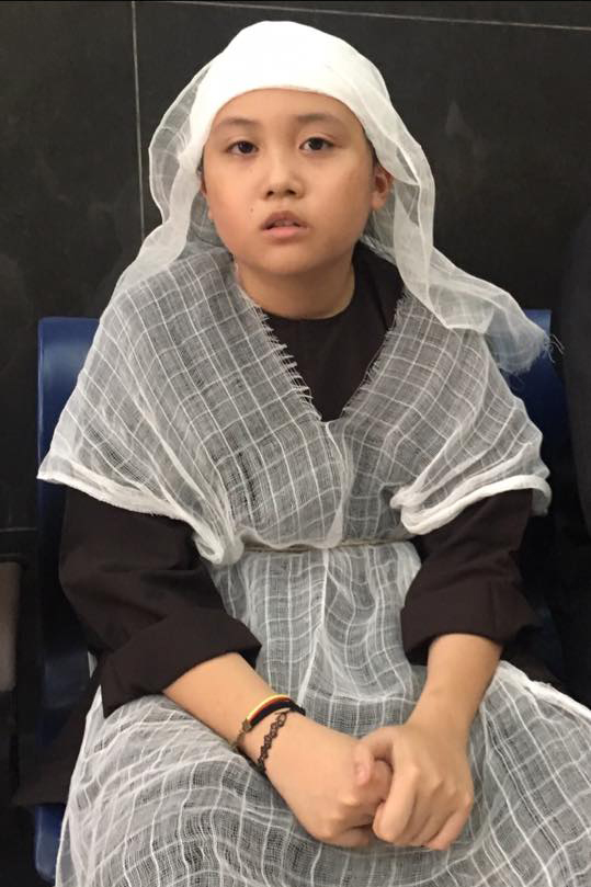 Phương Thanh bất ngờ tiết lộ bố của bé Gà đã qua đời một năm - Ảnh minh hoạ 3