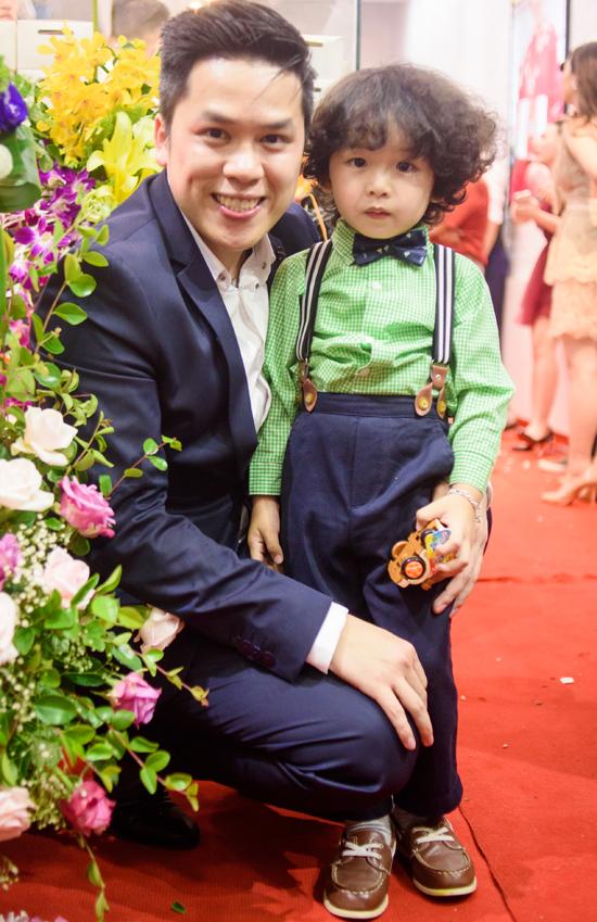 Jennifer Phạm và chồng cũ Quang Dũng vui vẻ gặp gỡ tại event - Ảnh minh hoạ 7