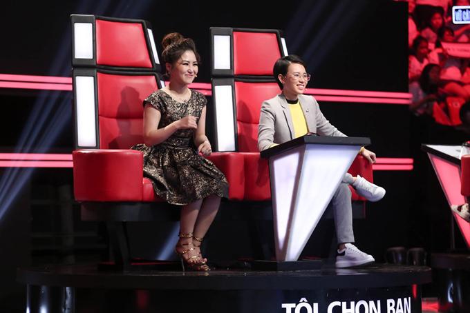 Giọng ca nhí khiến Soobin Hoàng Sơn nổi da gà, nhảy lên ghế vì phấn khích - Ảnh minh hoạ 10
