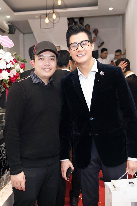 Jennifer Phạm và chồng cũ Quang Dũng vui vẻ gặp gỡ tại event - Ảnh minh hoạ 5