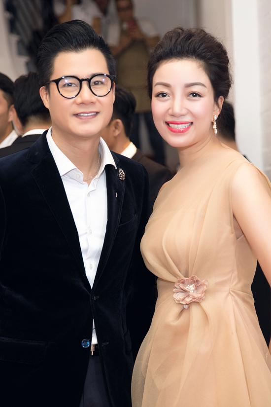 Jennifer Phạm và chồng cũ Quang Dũng vui vẻ gặp gỡ tại event - Ảnh minh hoạ 4