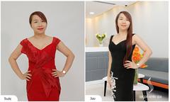 Nữ giảng viên giảm 10cm bụng sau 20 năm béo 'bền vững'