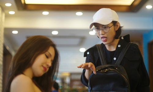 """Trang Cherry thích bị chửi """"vô duyên"""" khi đóng """"Ghét thì yêu thôi"""""""