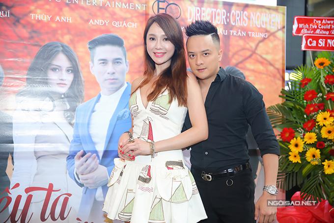 Thuỳ Anh, Helen Thanh Đào đọ vẻ gợi cảm bên ca sĩ hải ngoại Andy Quách - Ảnh minh hoạ 10