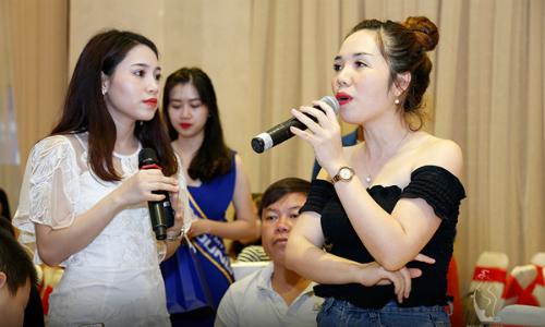 Ngọc Dung tặng 500 triệu đồng tri ân phái đẹp Buôn Ma Thuột