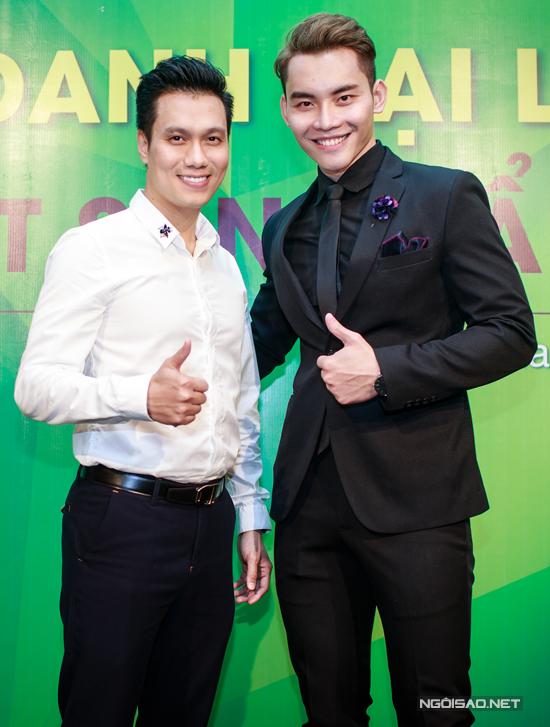 Diễn viên Việt Anh lái xe tiền tỷ đi event - Ảnh minh hoạ 9